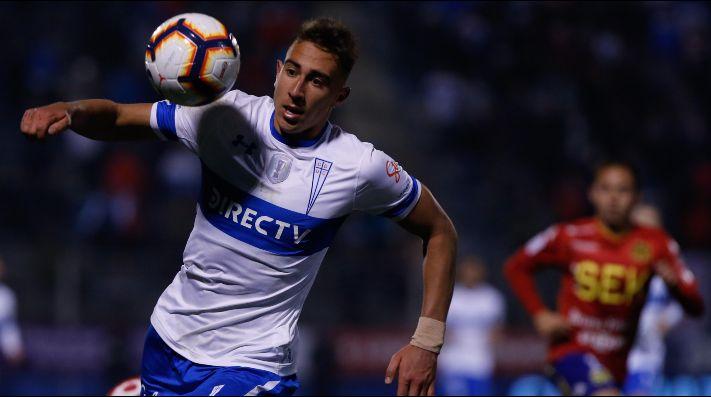 UC confirmó que Diego Valencia será dado de alta tras accidente