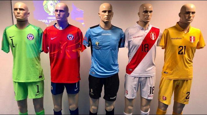 Perú elimina en semifinales al campeón de la última Copa América