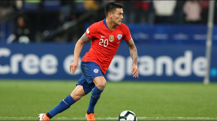James, en el once ideal de la Copa América 2019