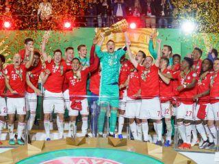 Calendario Bayern.Calendario Programacion Y Partidos Del Bayern Munich En La