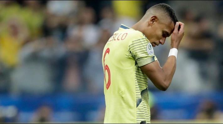 Tesillo reveló el calvario vivido tras perder penal ante la Roja