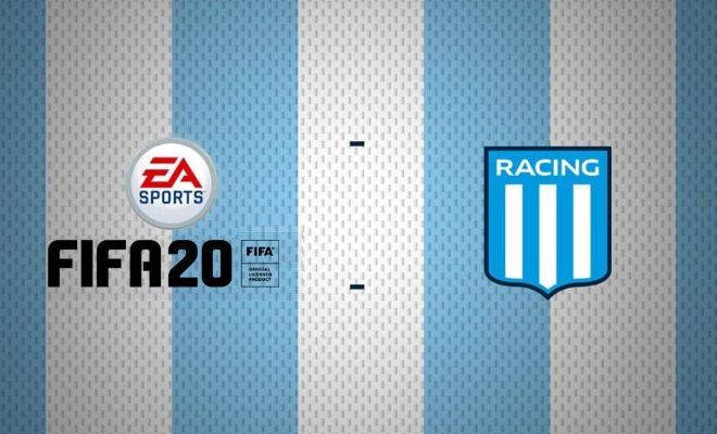 Racing nuevo partner de EA Sports