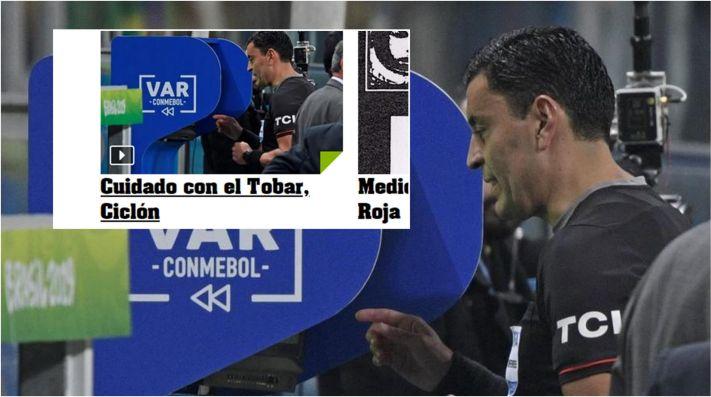 Árbitros confirmados para los argentinos en la Copa Libertadores - Somos Deporte
