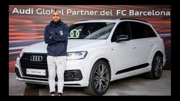 Jugadores del Barcelona tendrán que devolver autos Audi