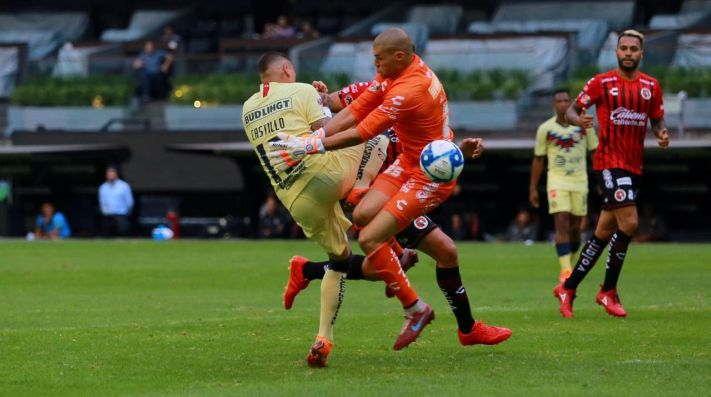 América confirma fractura de Nico Castillo; regresaría para Liguilla — OFICIAL