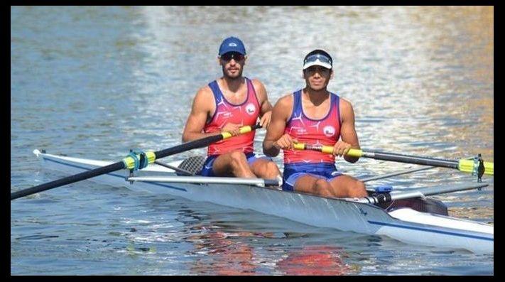 Team Chile sumó su undécima medalla dorada en Panamericanos gracias al remo