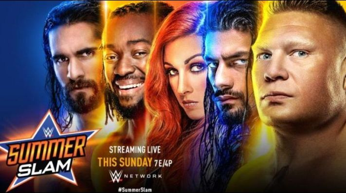 Dónde ver en vivo WWE SummerSlam