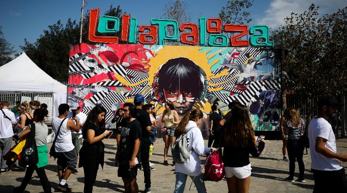 Early Bird para Lollapalooza Chile se agotó en tiempo récord