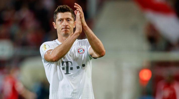 Vea los goles del sufrido empate del Bayern contra el Hertha