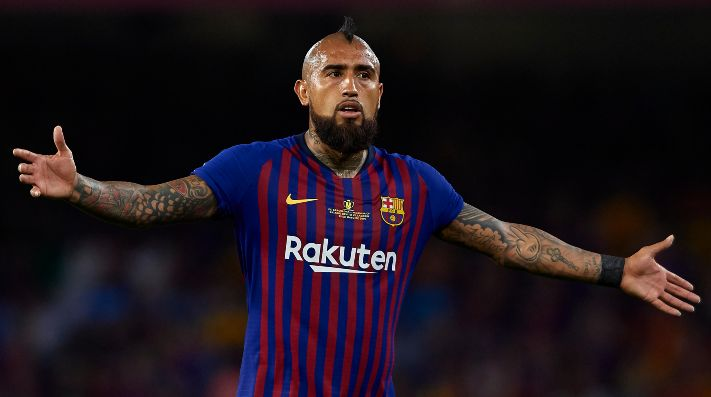 El Barcelona ofreció a Vidal al PSG en negociación por Neymar