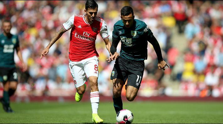 Aubameyang y un Ceballos estelar reafirman al Arsenal