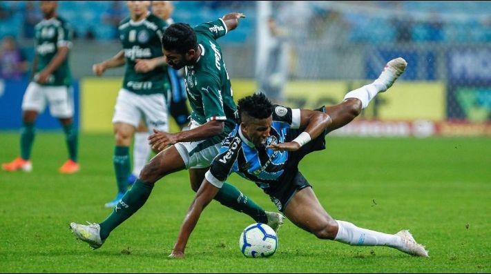 Gremio y Palmeiras abren los cuartos de final del certamen continental