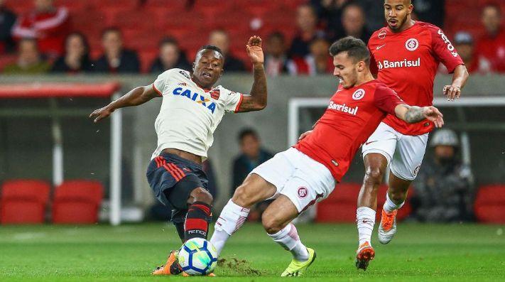 Palmeiras metió una bomba en su visita a Gremio en Copa Libertadores