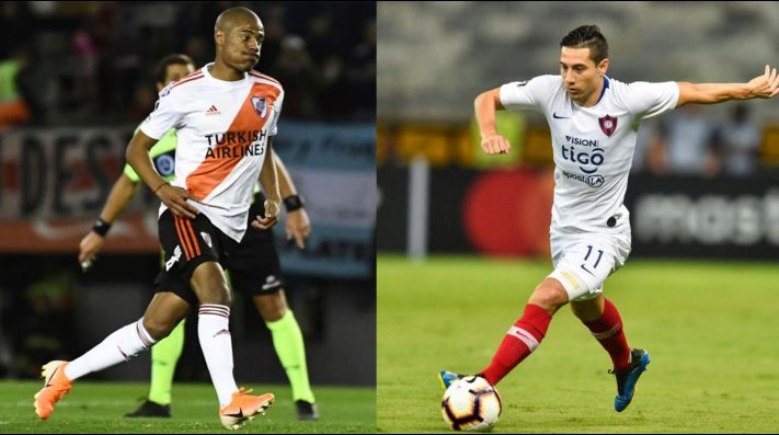 Gremio - Palmeiras en vivo: Copa Libertadores, en directo