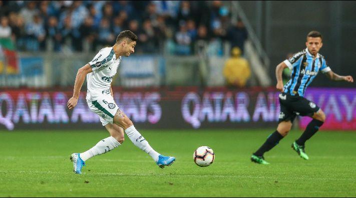 Palmeiras Le Da El Primer Golpe A Gremio Con Un Gol