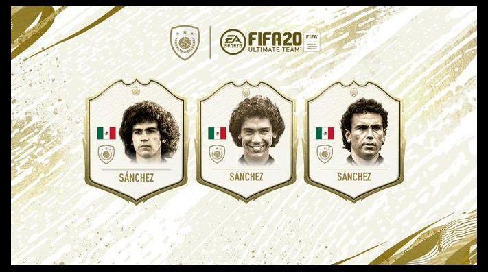 ¡Hugol!: Hugo Sánchez llega a FIFA 20 Ultimate Team como un 'ídolo'