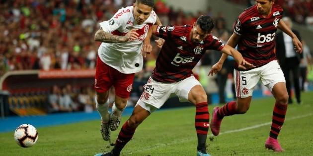 Flamengo Se Hace Fuerte De Local Y Vence A Inter De Porto