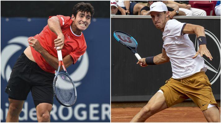 Garin y Jarry tienen hora para debutar en el US Open