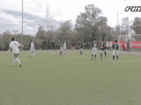 Comenzó la sexta fecha del Campeonato Infantil Scotiabank en Santiago