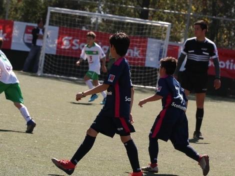 Definidos los semifinalistas del Campeonato Infantil Scotiabank Santiago