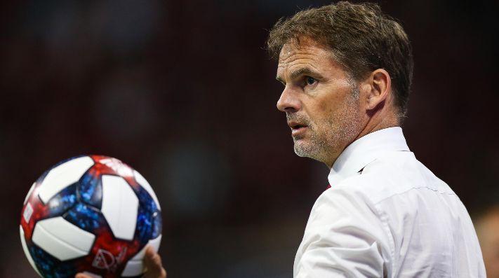 No sé qué quiere hacer Valverde con De Jong