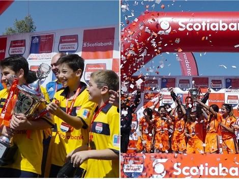 ¡Hay ganadores del Campeonato Infantil Scotiabank de Santiago!