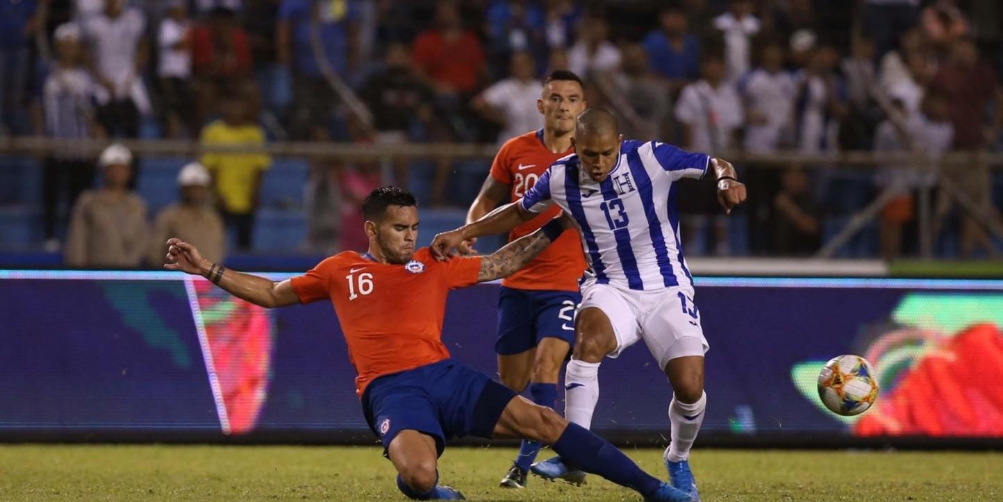 Honduras Contra Chile