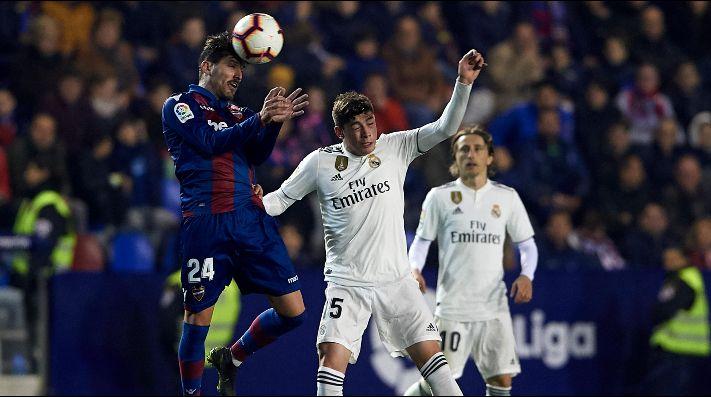 Madrid tiene una victoria llena de confianza