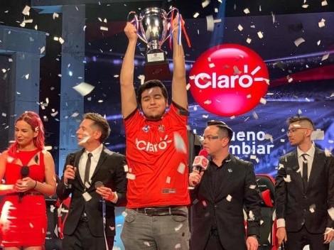 MaGNuM_CL es el campeón de la Copa Claro Gamer 2