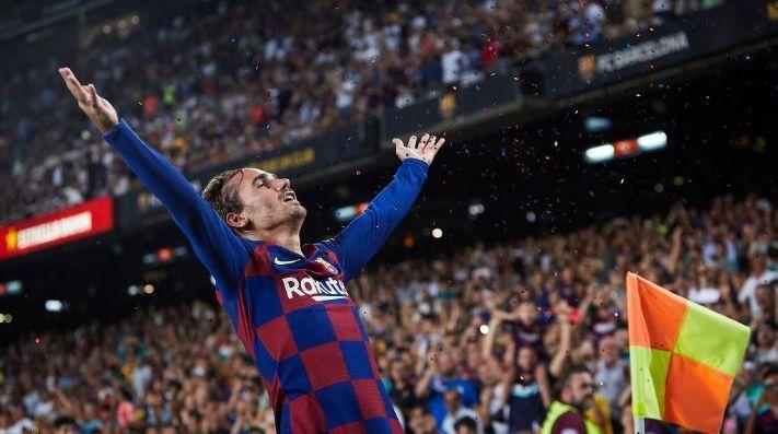 Cierre del Camp Nou o multa de 300 euros — Caso Griezmann