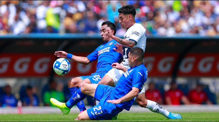 El empate supo bien a Pumas — Míchel González