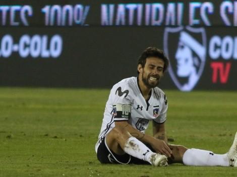 Adiós Superclásico: Colo Colo confirma lesión de Valdivia