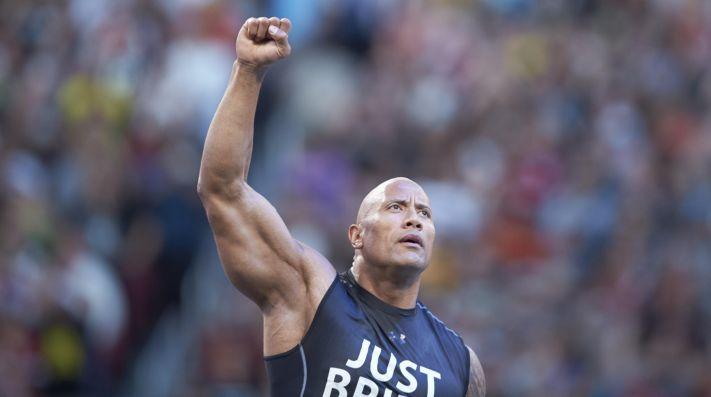 ¡Regresa Dwayne Johnson 'The Rock' a WWE!