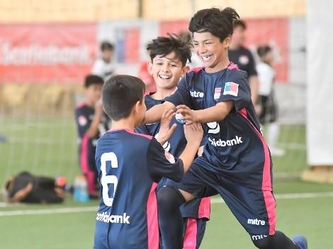 Tres colegios con dos goles en contra en el Campeonato Infantil Scotiabank