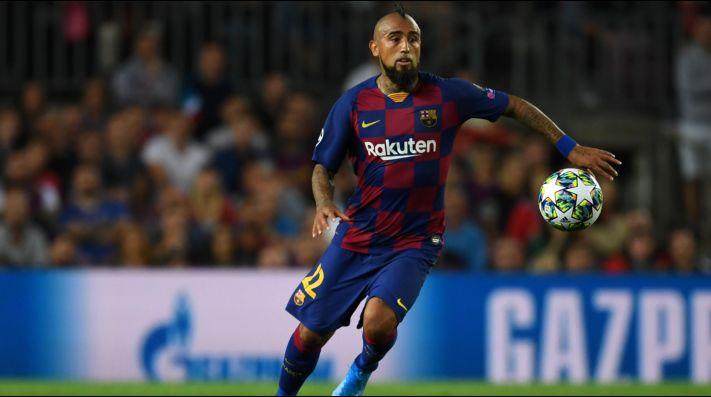 Vidal y su aporte en el Barcelona:
