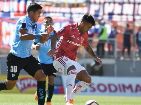 Ver EN VIVO Universidad de Chile vs Deportes Iquique, por la segunda rueda del Campeonato Nacional 2019