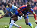 Crystal Palace y Manchester City se enfrentan por la Premier League.