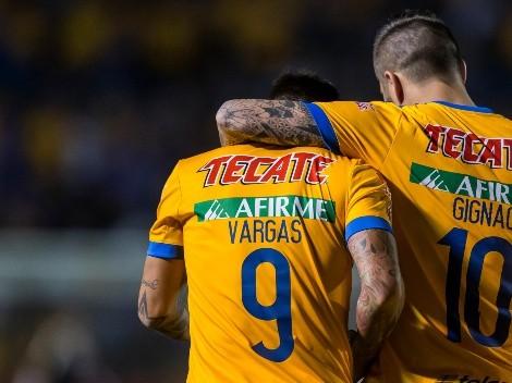 Barren con Edu Vargas y Gignac por su partido ante el Veracruz