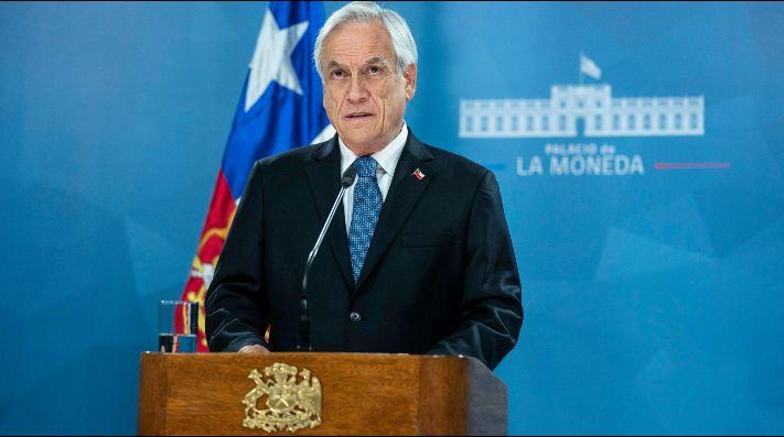 Piñera anuncia nuevo Gabinete para frenar las protestas antigubernamentales en Chile