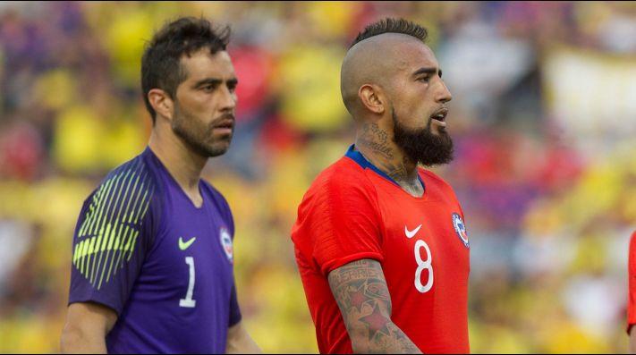 Vidal alimenta su polémica con Bravo