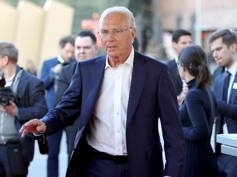 Acusan a Franz Beckenbauer de vender su voto para Rusia 2018