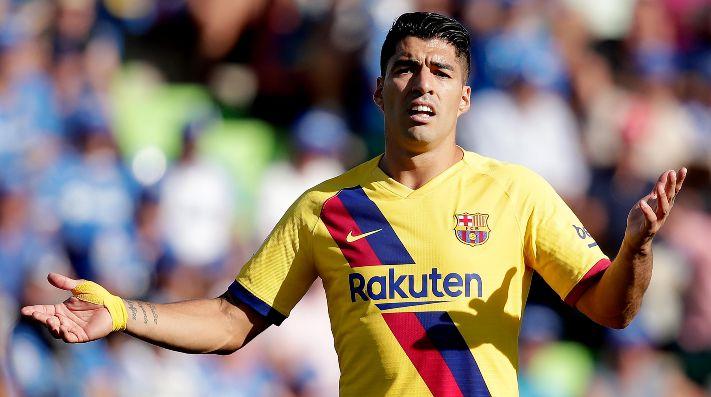 El VAR anula un gol al Slavia y otro al Barça