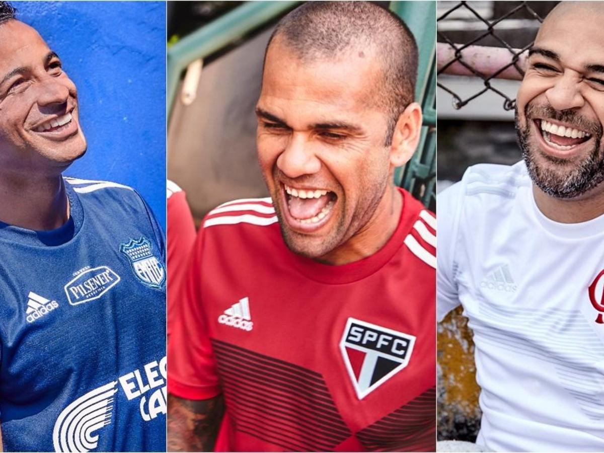 Me sorprendió observación abajo  Como la de la U: River Plate, Flamengo, Sao Paulo y otros también tienen  camiseta edición limitada de Adidas | RedGol