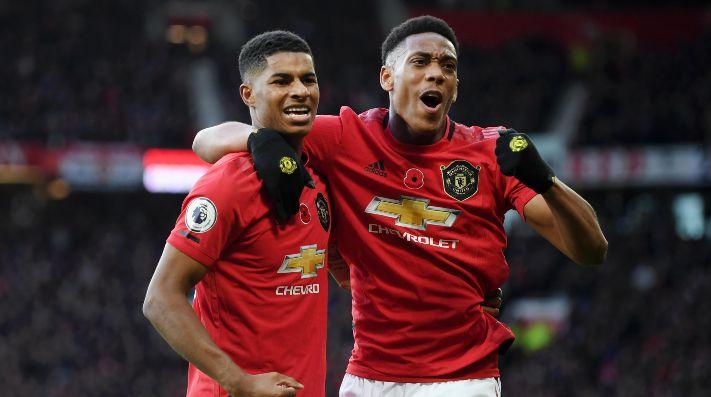 Manchester United ganó de local — (VIDEO) RESPIRA OLE