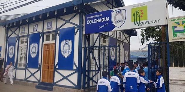 Colchagua reinaugura su sede en el centro de San Fernando y firma dos acuerdos para sus series menores - RedGol
