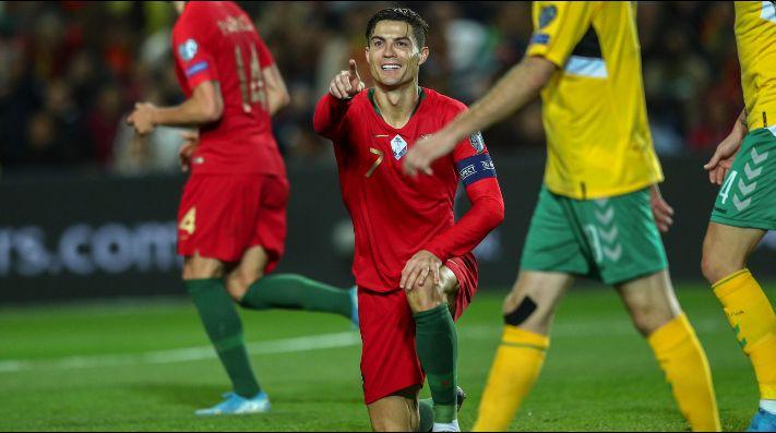 Portugal golea y Ronaldo despeja dudas