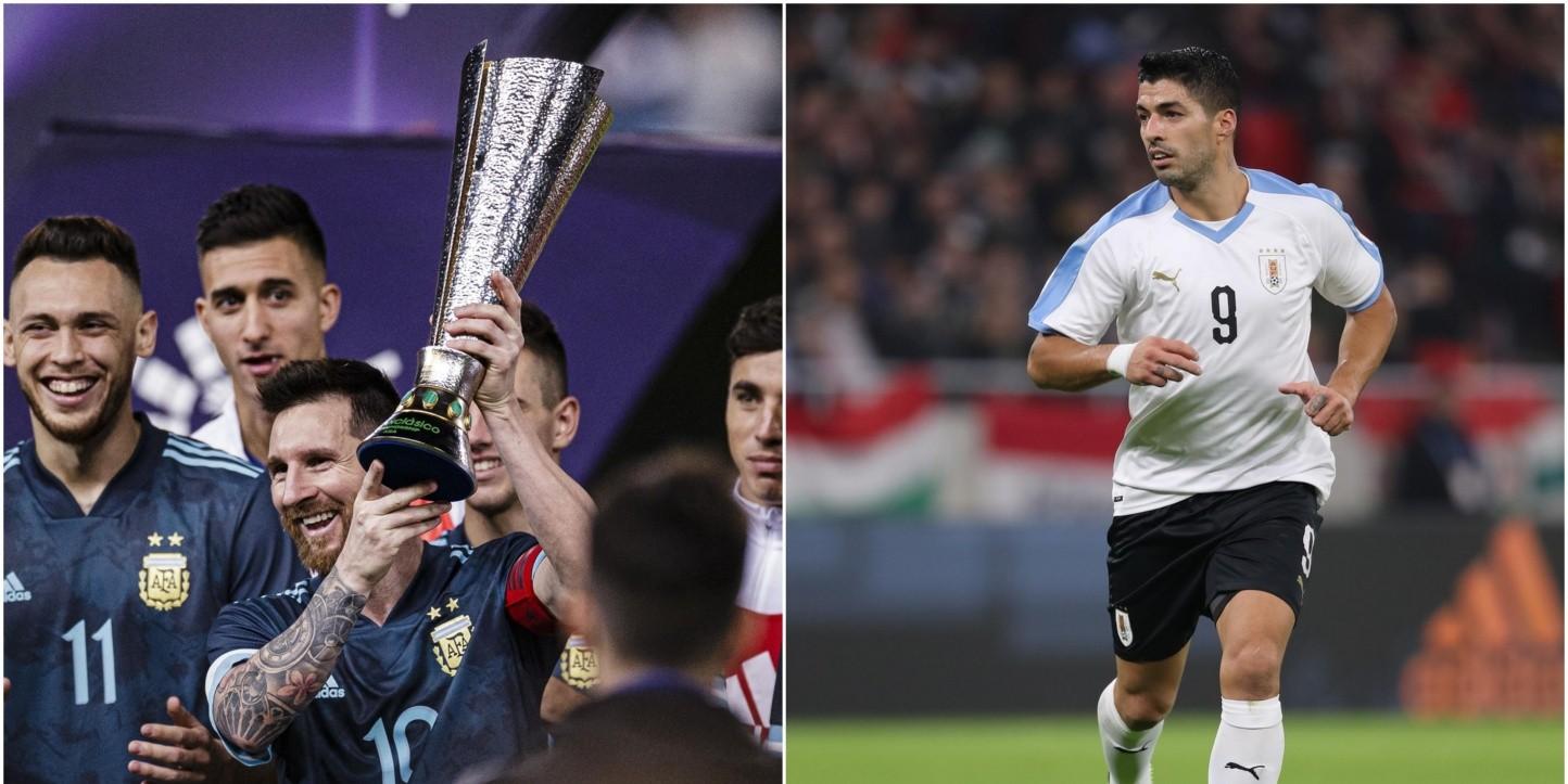 argentina vs uruguay - photo #45