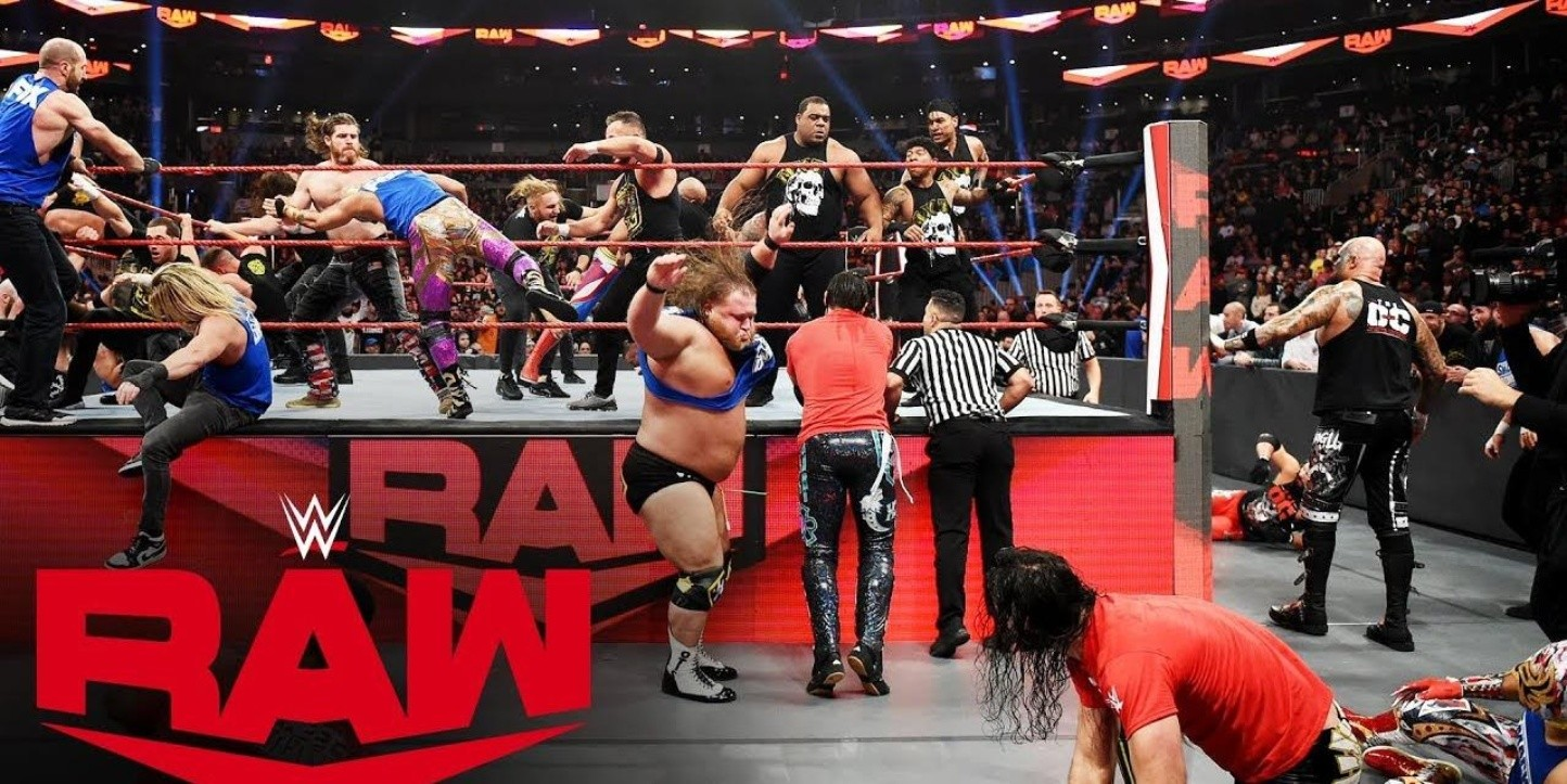 Video | Guerra civil entre NXT, SmackDown y RAW de cara a Survivor Series