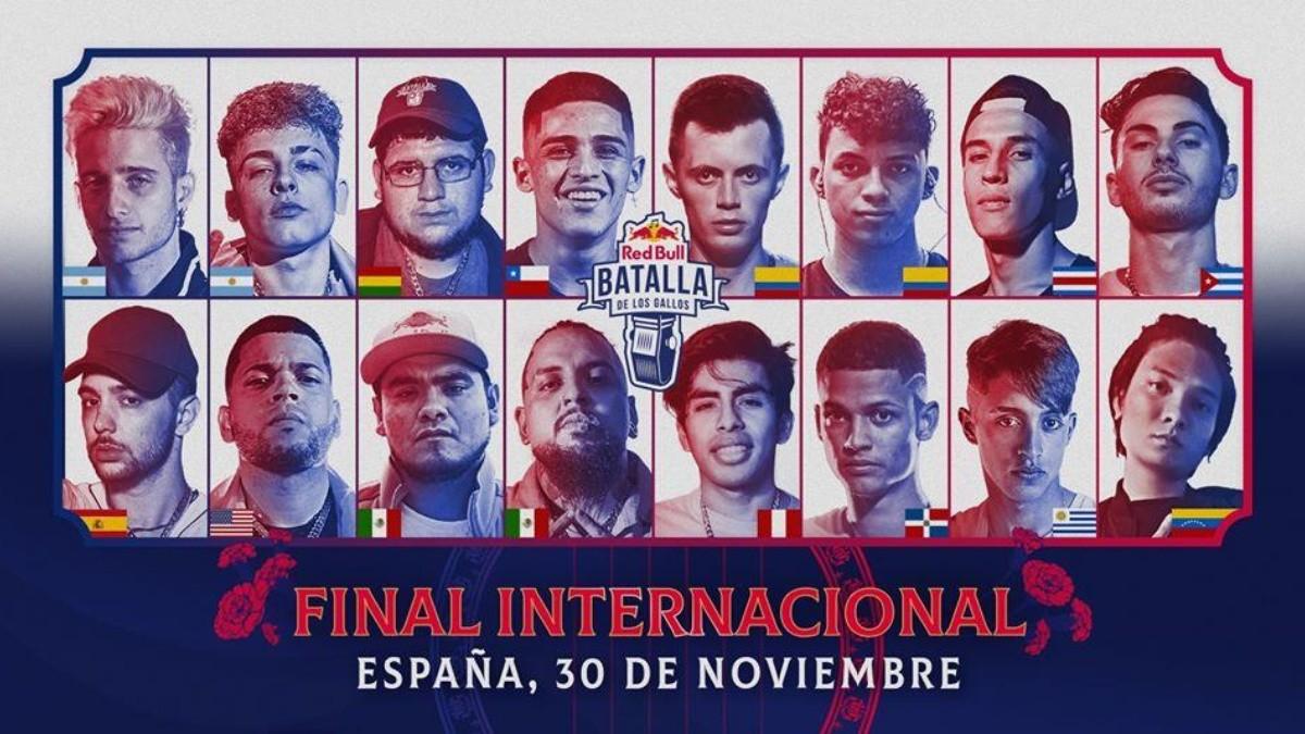 Campeones Mundiales Y Leyendas De La Escena Confirmado El Jurado Para La Final Internacional De Red Bull Batalla De Los Gallos Redgol