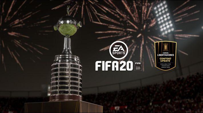 EA Sports anuncia la llegada de la Conmebol Libertadores al FIFA 20